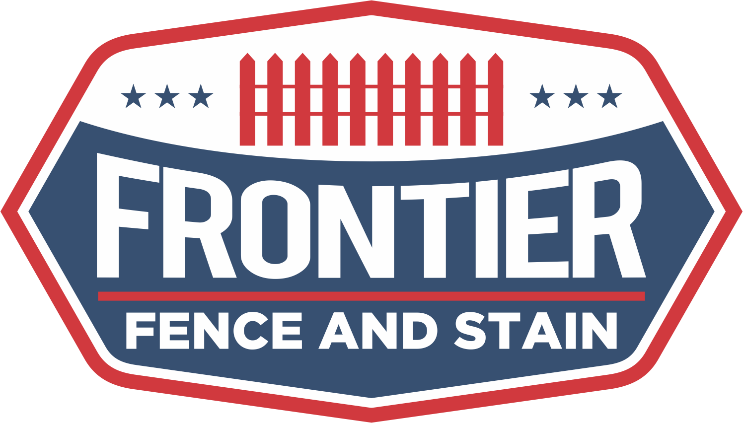 Frontier Fence and Stain